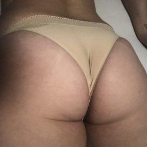 Sexy String, Hautfarbe