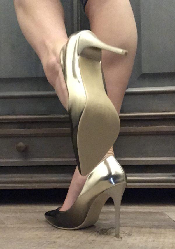 getragene Schuhe kaufen