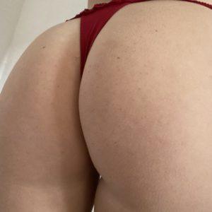 Sexy Tanga mit Spitze