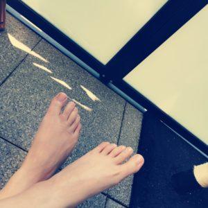 10 geile Bilder von meinen Füßen